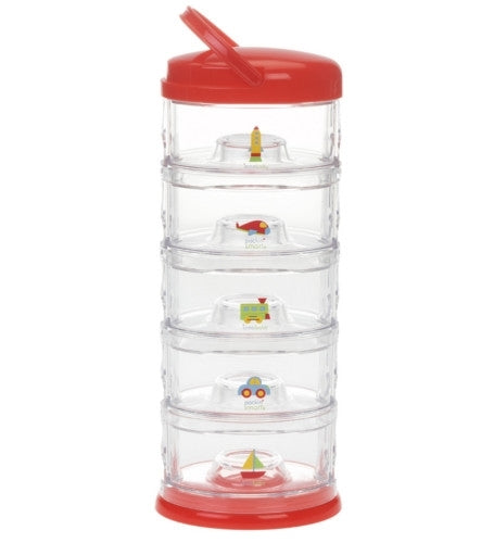 Innobaby Packin' Smart - 5 Tier Transportation  / Red