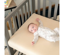 Load image into Gallery viewer, Naturepedic Breathable 252 Coil Organic Crib Mattress (MC46C / 2-Stage)