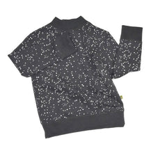 Load image into Gallery viewer, Nui Organics Organic Cotton Fleece Top - Charcoal