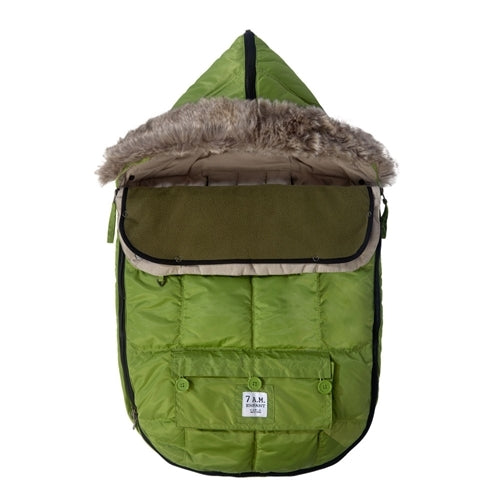 7 A.M Enfant Le Sac Igloo 500 - Kiwi (Medium)