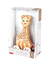 Load image into Gallery viewer, Sophie La Giraffe Wooden Pull Along Toy