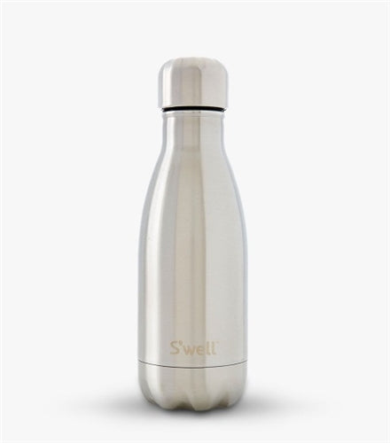 S'well Insulated Stainless Steel Water Bottle - Silver Lining Shimmer (9oz)