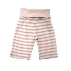 Under The Nile Organic - Rolled Waist Pant (Pink)