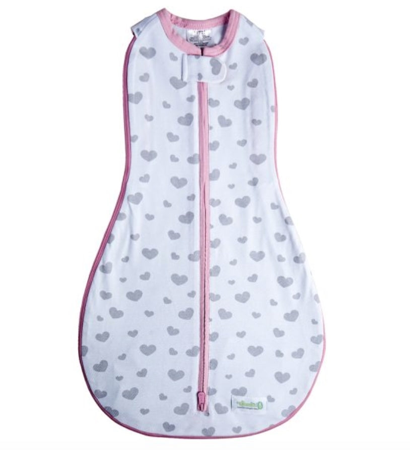 Woombie Grow with Me 5 Convertible Swaddle - My Love