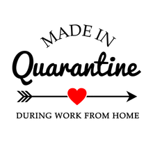 Load image into Gallery viewer, [Personalized] Made in Quarantine Organic Baby Bodysuit