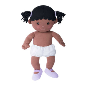 Apple Park Organic Dress Up Doll - Best Friend Mia