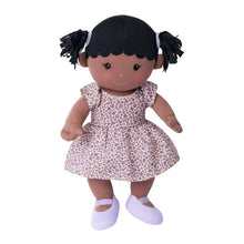 Load image into Gallery viewer, Apple Park Organic Dress Up Doll - Best Friend Mia