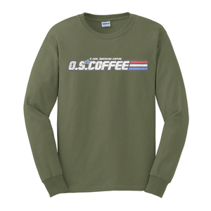 Real American Coffee Long Sleeve