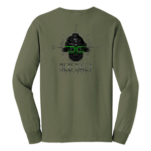 Green Eyes Long Sleeve