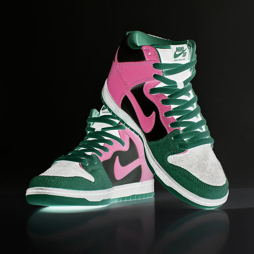 "Nike SB Dunk High Pro Premium ""Invert"" Shoes"