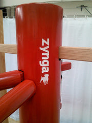 zynga customized corporate wooden dummy