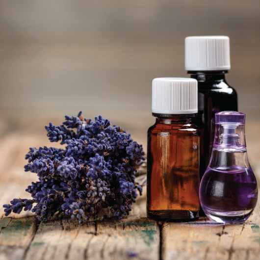 AMAZING BENEFITS OF LAVENDER OIL