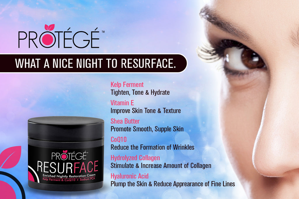 ResurFACE Enriched Nightly Restoration Cream - Wake Up to Younger-Looking Skin - ProtegeBeauty - 2