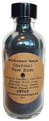 "Bridlewood Soaps - ""Charcoal"" Face Mask"
