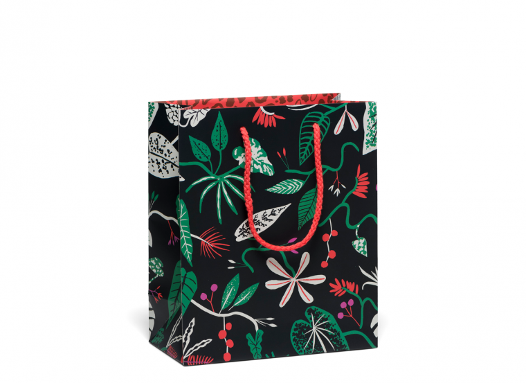 Red Cap Cards - Grateful Foliage Bag