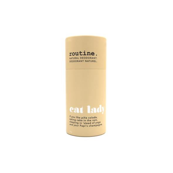 Routine - Cat Lady Stick Deodorant