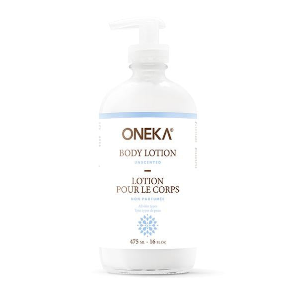 Oneka - Unscented Body Lotion (475ml)
