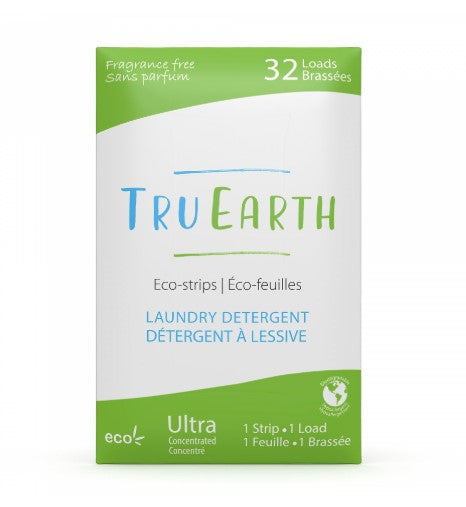 TruEarth - Laundry Detergent Strips