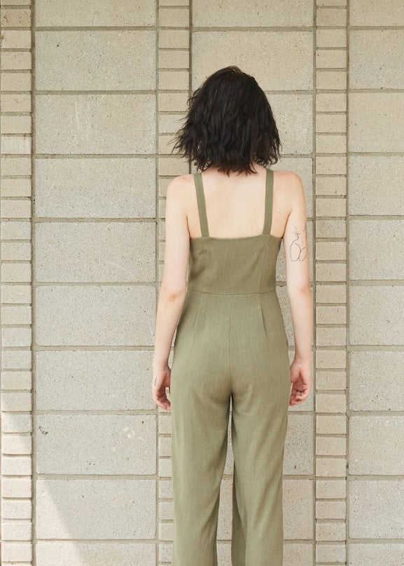 Dagg and Stacey - Connolly Jumpsuit