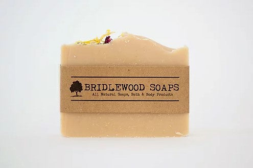 Bridlewood Soaps - Flower Power Bar Soap