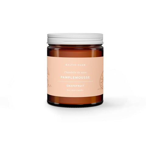 Baltic Club - Grapefruit Soy Candle