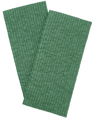 Ten and Co - Evergreen Sponge Cloth (2 Pack)