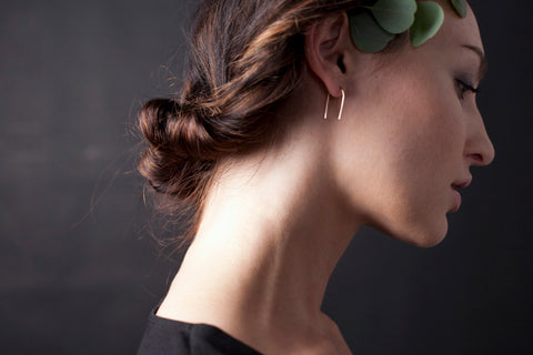 Jen Ellis - Arc Earrings