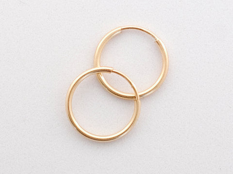 Jen Ellis - Small Hoop Earrings