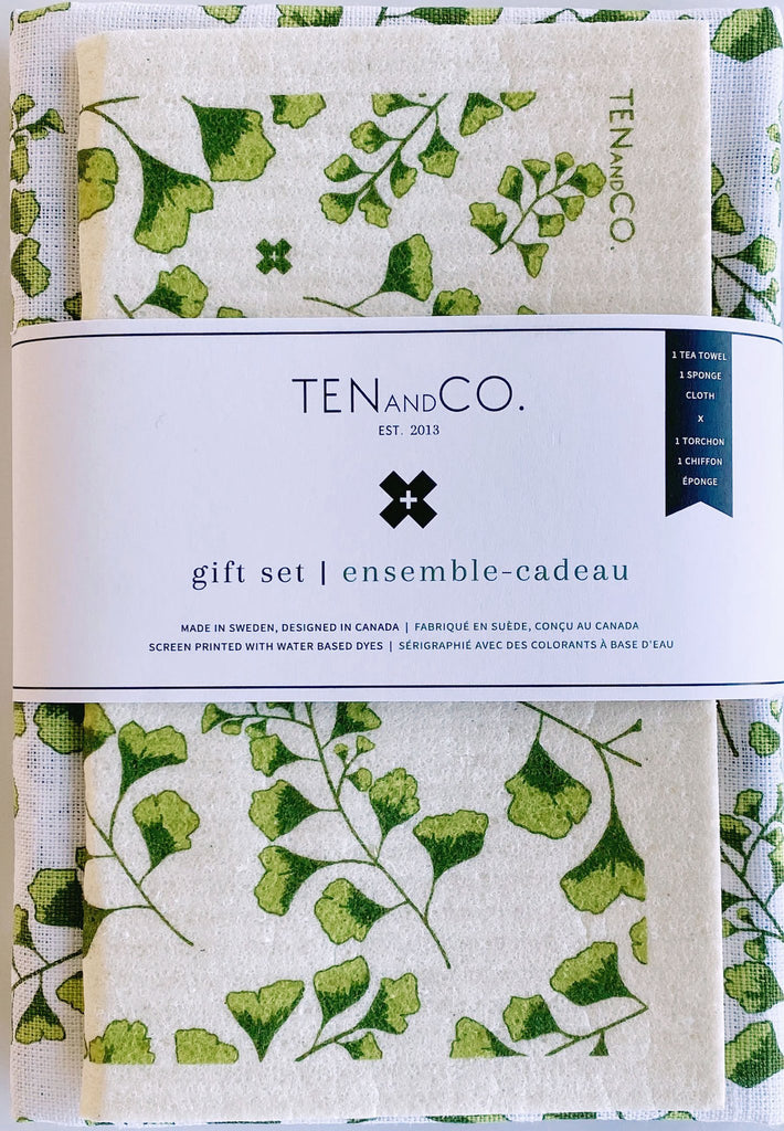 Ten and Co - Fern Gift Set