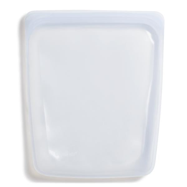 Stasher - Reusable Silicone Half-Gallon Bag (Clear)
