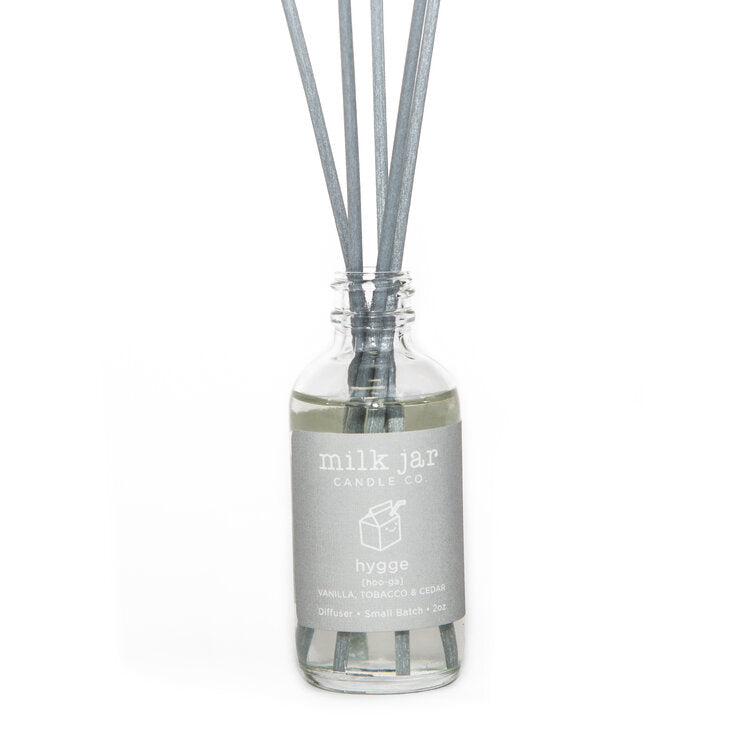 Milk Jar Candle Co. - Hygge Diffuser