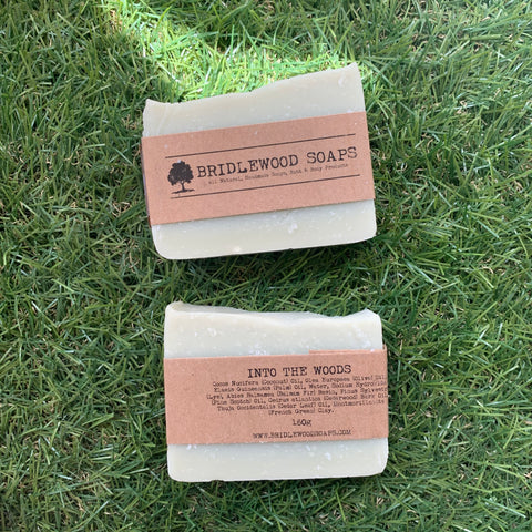 Bridlewood Soaps - Into The Woods Bar Soap