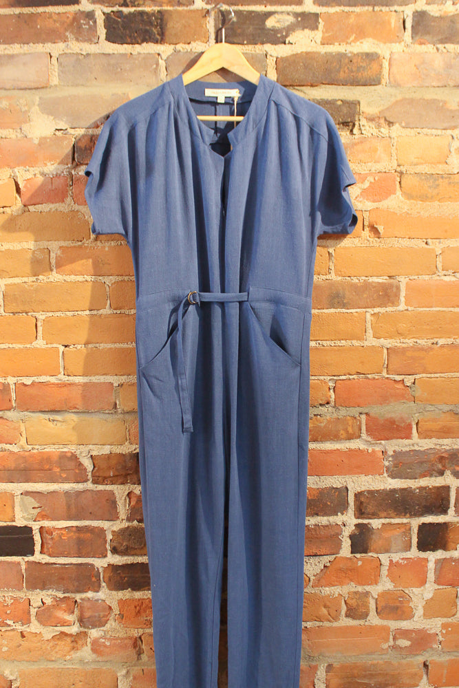 Dagg and Stacey - Abner Jumpsuit (blue)