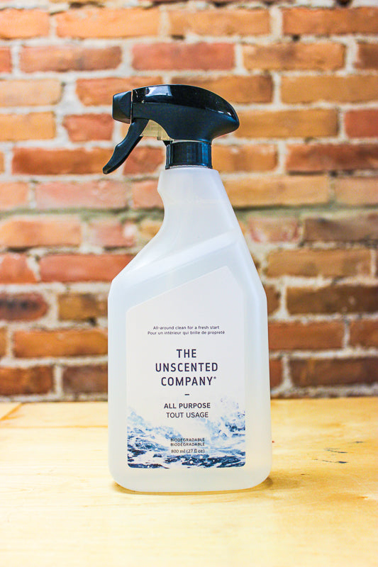 Unscented Company - All-Purpose Cleaner 800ml