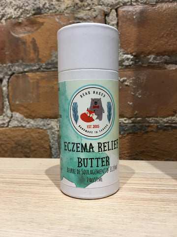 Bear Naked Naturals - Eczema Relief Butter