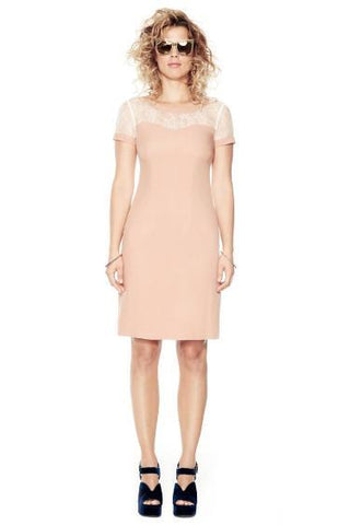Annie 50 - Rockefeller Rose Dress
