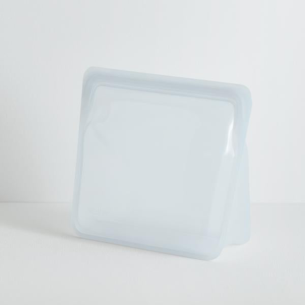 Stasher - Reusable Silicone Stand-Up MEGA Bag (Clear)