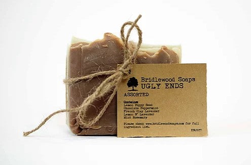 Bridlewood Soaps - Ugly Ends Bar Soap