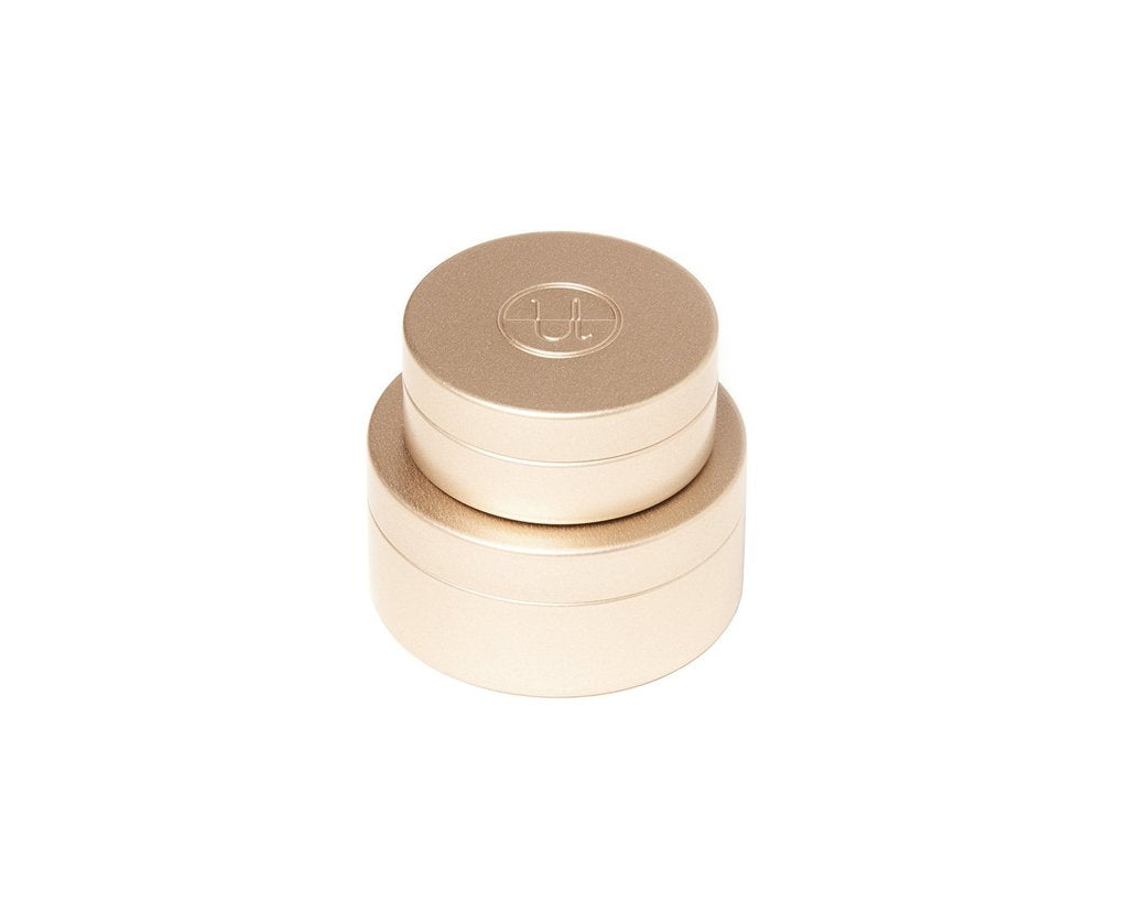 Unwrapped Life - Matte Gold Travel Tins