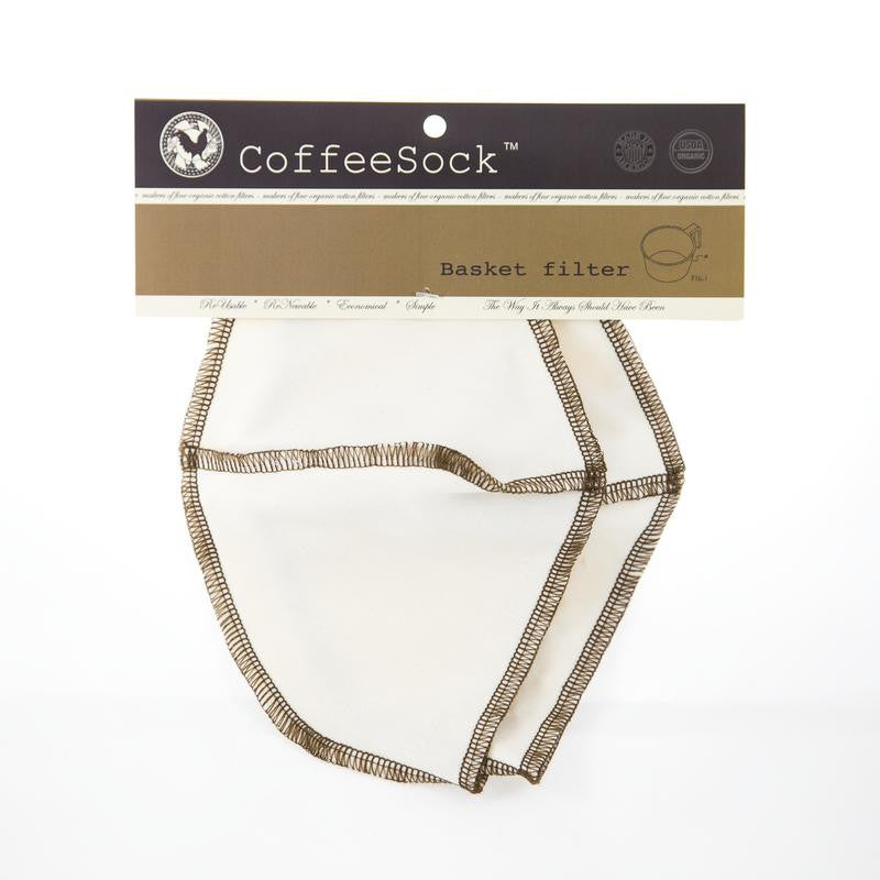 CoffeeSock - Basket-Style Filter