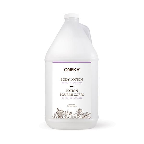 Oneka - Angelica + Lavender Body Lotion (475ml)