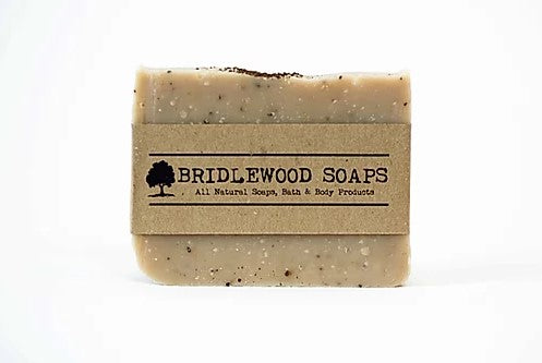 Bridlewood Soaps - Coffee Scrub Bar Soap
