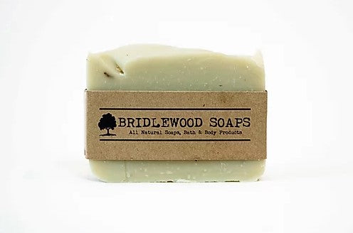 Bridlewood Soaps - French Clay Lavender Bar Soap