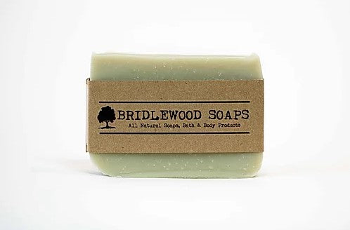 Bridlewood Soaps - Mint Rosemary Bar Soap