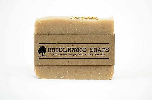 Bridlewood Soaps - Oatmeal Honey Bar Soap