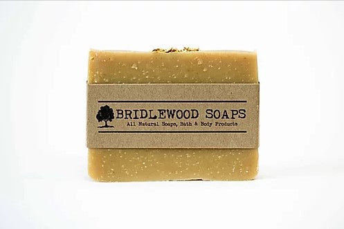 Bridlewood Soaps - Orange Patchouli Bar Soap