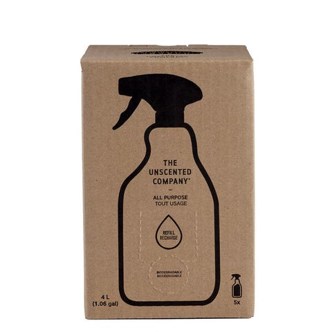 Unscented Company - All-Purpose Cleaner 4L Refill Box