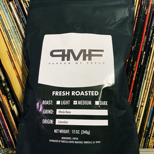 Pardon My Fresh | Colombian Medellin Coffee [Medium Roast]