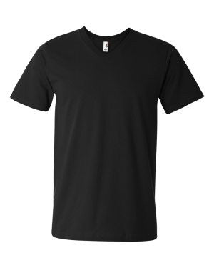 Lightweight Fashion V-Neck T-Shirt with TearAway