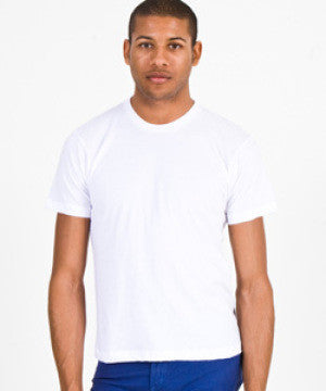 Organic Fine Jersey Short Sleeve Men T-Shirt